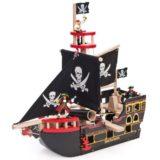 Le Toy Van – Barco pirata de Barbarroja [OFERTAS]