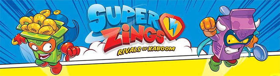 Banner SuperZings Barato