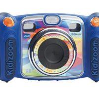 VTech – Kidizoom Duo S1, cámara digital para niños, color azul (170803) (versión en inglés) [OFERTAS]