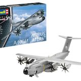 Revell Airbus A400M Atlas, Kit de Modelo, Escala 1: 72 (3929) (03929), Scale [OFERTAS]
