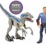 Jurassic World Pack de 2 Figuras Owen (Mattel FMM51) [OFERTAS]