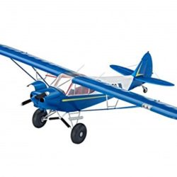Revell – Maqueta Piper PA-18 with Bushwheels, escala 1:32 (04890) [OFERTAS]