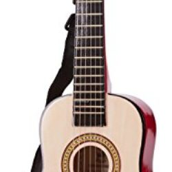 New Classic Toys 0344 – Guitarra de juguete, color natural [OFERTAS]
