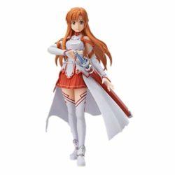 Siyushop Sword Art Online: Figura de acción de Asuna Figma – Escultura precisa Altamente Detallada – Equipada con Armas – Alta 14CM [OFERTAS]