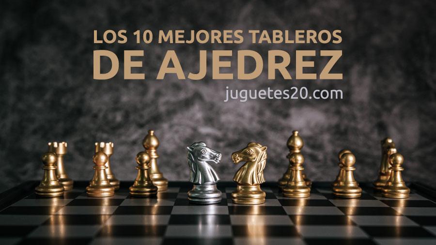 Los 10 Mejores Tableros De Ajedrez