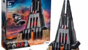 Castillo LEGO De Darth Vader