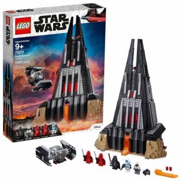 Castillo de LEGO de Darth Vader set 75251