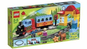 LEGO DUPLO – Mi primer set de trenes